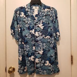 Disney Mickey Hawaiian Shirt